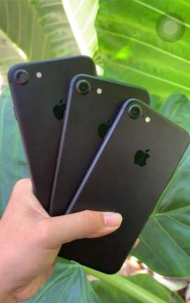 Iphone 7 32 Blackmatte Second ORI