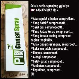 Gamat spray (pibipibo)