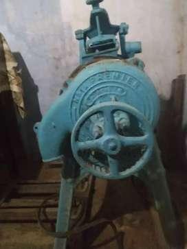 Pulmeriser , 10inch, Old grinder