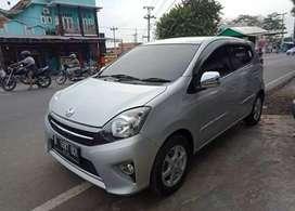 Toyota Agya G Automatic Transmision 2014 Pekalongan
