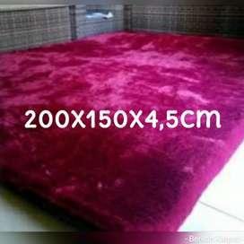 Karpet 4,5cm  / COD BANDUNG CIMAHI / Karpet Bulu / Surpet