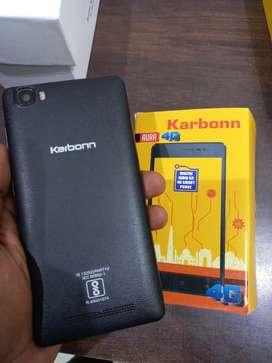 Karbon aura 4G smart phone