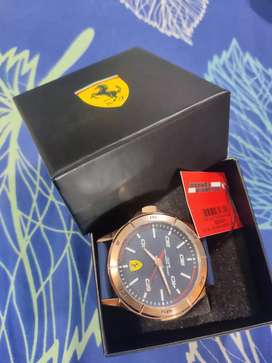 New ferrari scudaria SF basic series 1 watch