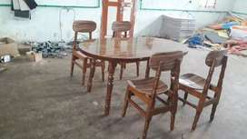 Wooden furniture manufacturers wooden dining table for sale