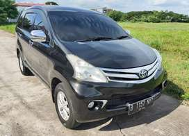 TOYOTA AVANZA 1.3 G AUTOMATIC 2014 #ggninecars