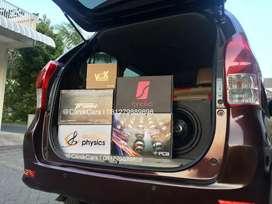 Audio mobil kelas serasa nonton di bioskop**