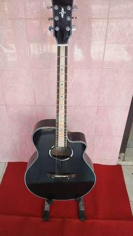 Gitar akustik Apx black