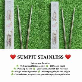 Sumpit stainless