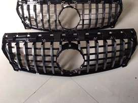 Mercedes Benz GTR style grill for New C class