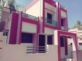 New redbrik house near chanthavila kazhakoottom