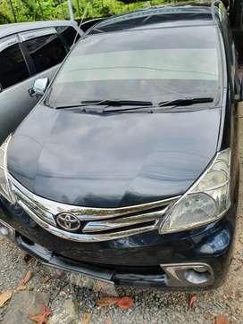 Dijual Avanza tahun 2012 G warna hitam