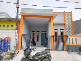 Rumah minimalis super cantik dekat pusat kota Bekasi dan akses tol