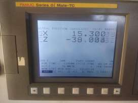 CNC machine fanuc model