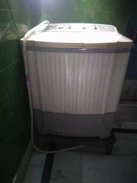 Lg washing Machine dry karne wala bhi h
