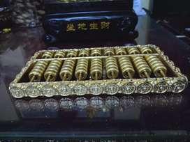 Sempoa lapis emas