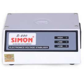 Simon 500Volatage syabilizer for refridgerator with three years wranty