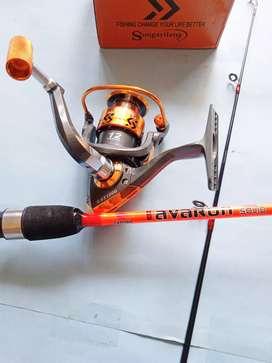 Joran Catfish Avaron 1.2 + Reel Sougayilang ST 1000