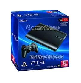Sony Ps3 500gb Available  Best Price at GameShop