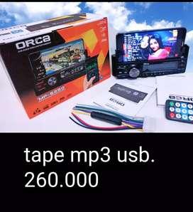 Tape mp3 usb orca