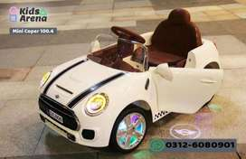 Mini Cooper - Kids Rechargeable Car for Age 3  -  5 Years