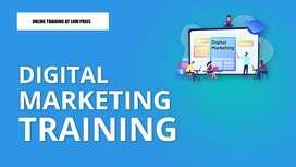 Digital Marketing Training (Online) Digital Marketing Course