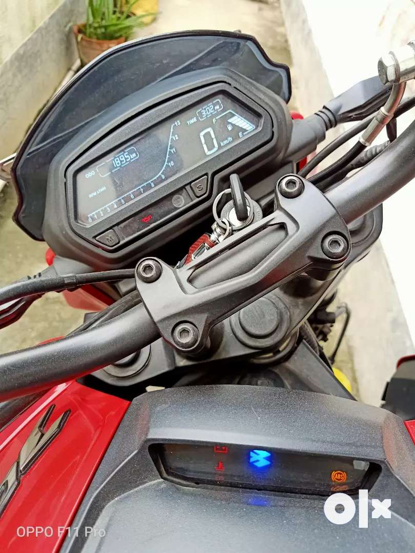 Daminar 400 all good condition. New bike .price 1,30,000 . 0