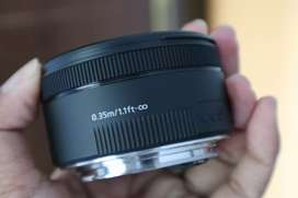 Lensa Canon EF50mm f/1.8 STM