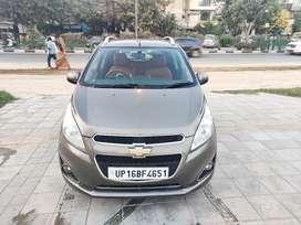 Chevrolet Beat LT Opt Petrol, 2016, Petrol