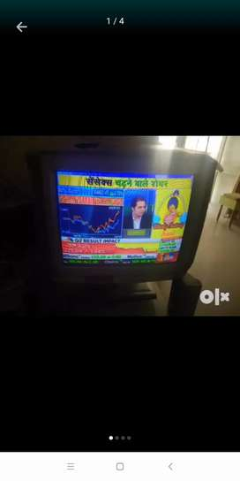 Onida thunder TV with metal stand
