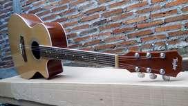 Gitar Akustik Standart Natural Glosh