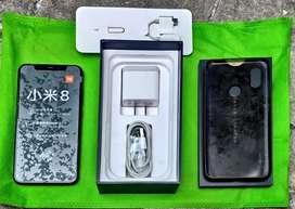 Xiaomi Mi 8 Ram 6/128