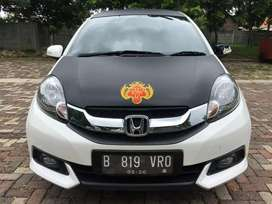 MOBILIO E Manual 2015 Putih, Super Istimewa, Bisa tt Yaris City Jazz