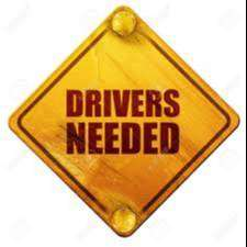 Driver needed for Call Center (Evening Shift) immediate joining