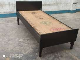 New single bed 6fit by 3fit without box