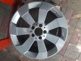 """Four Alloy wheel 18"""" MERCDESE"""