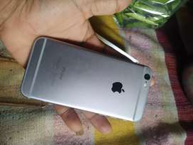 Iphone 6 64gb hai  phone and charger