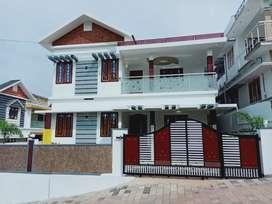 4Bhk Villa Sale in Kakkanad Vikasavani 88 Lakhs