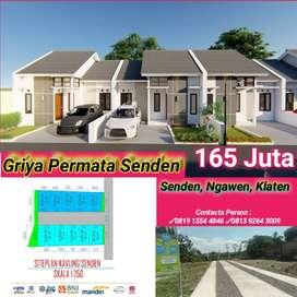Rumah Pesan Bangun Daerah Utara Kota Klaten Lokasi Strategis.