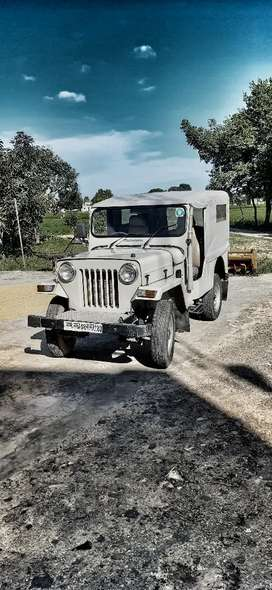 Jeep in full condition