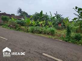 Tanah tengah kota strategis di ds Kedungpane Mijen Semarang barat