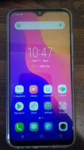 Vivo y91 2gb 32gb only mobile no problem