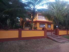 Property is located to near to 1 km to goa beech