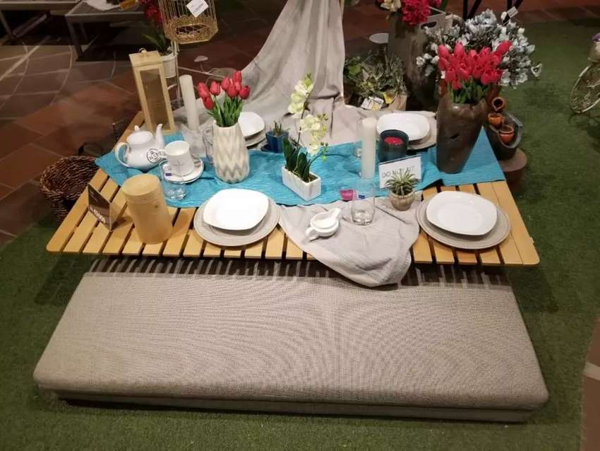 Portable dining table by Habitt. High quality 0