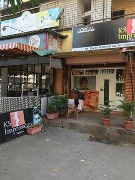 Sale Shop in Market at 60 Lakh neg in sanpada