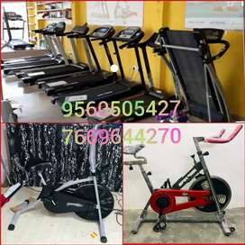 Benches / Treadmills / Exercise cycless hi cycles