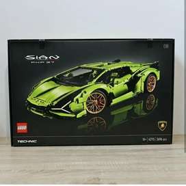 Lego Technic Lamborghini Sian new BNIB. lego baru mainan