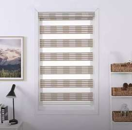 Window blinds and wallpaper in negotiable price