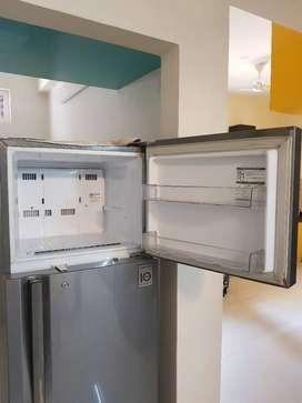 LG frost free auto defrost 310 L Refrigerator