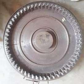 "12 "" Ms Diamond Die for Paper plate machine( Heavy Weight) Pure MS Die"