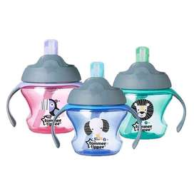 tommee tippee first straw cup 9m+